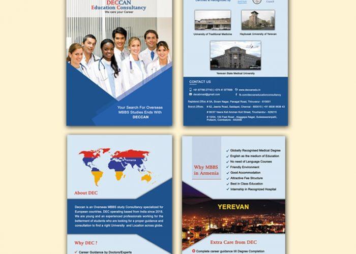 Brochure Design for Deccan