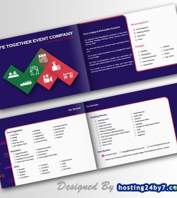 Corporate Profile Design for LTEM