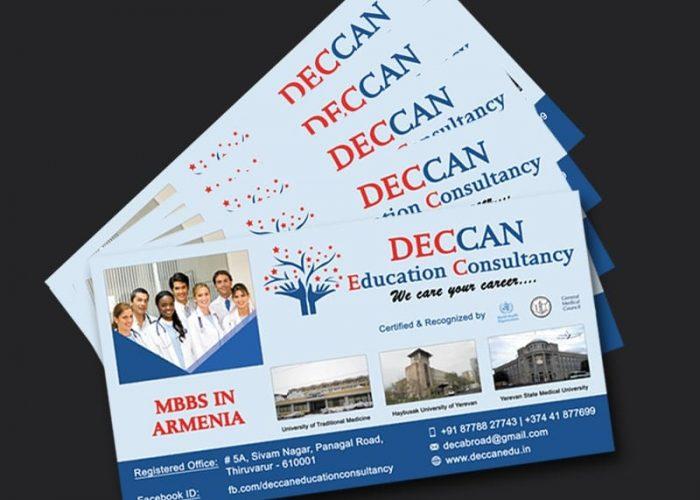 Flex Design for Deccan
