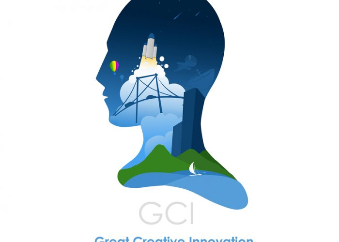 Logo Design for Great Creative Innovations