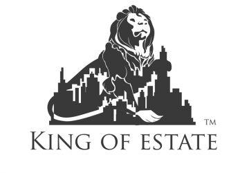 Logo Design for King of Estate