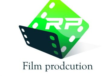 Logo Design for RP Flim Production
