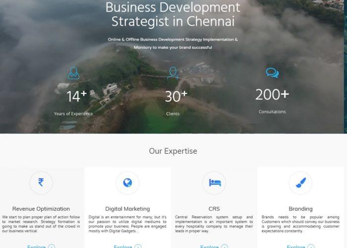 Web Design for Theivar